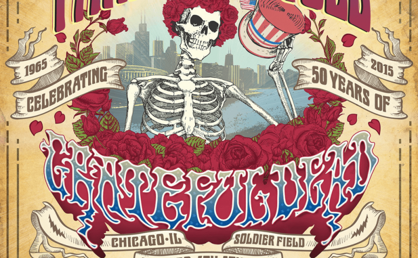 Fare Thee Well – Tales from Soldier Field