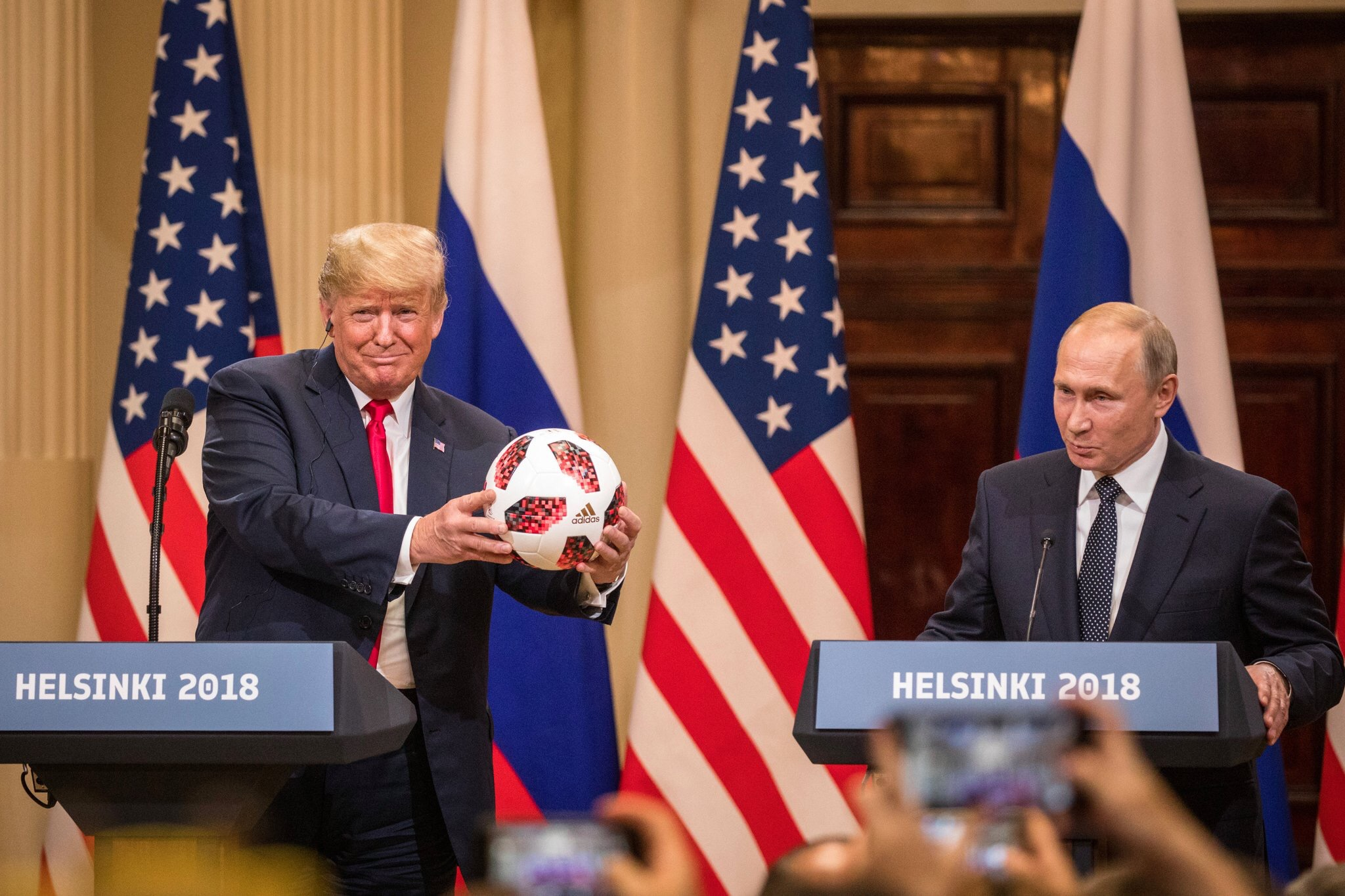 Putin's Bitch